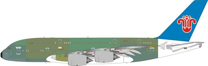 PRÉ- VENDA Phoenix 1:400 China Southern Airbus A380