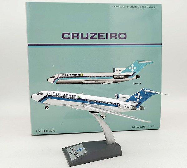 PRÉ-VENDA - Inflight200 Cruzeiro 727-100