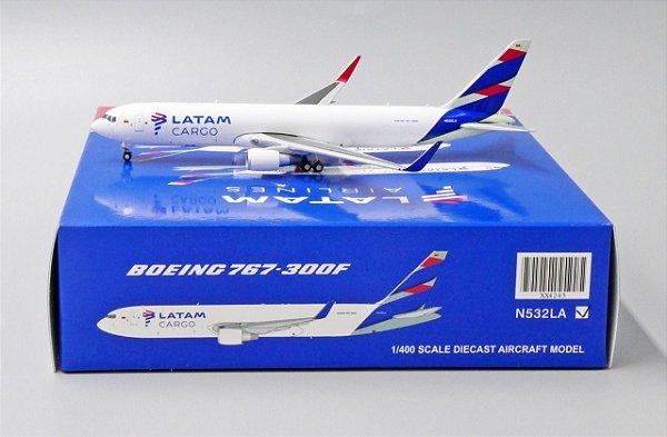 PRÉ- VENDA JC Wings 1:400 LATAM Cargo Boeing 767-300F