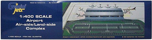 PRÉ-VENDA - Gemini Jets 1:400 Terminal Aeroportuário