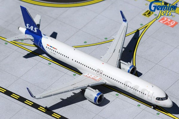 Gemini Jets 1:400 SAS Airbus A321neo