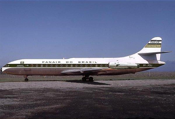 Panair Caravelle 1:400 (Intenção de compra)