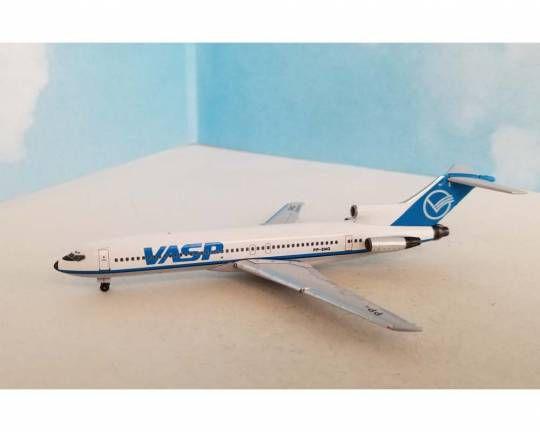 PRÉ VENDA - Aeroclassics 1/400 VASP Boeing 727-200