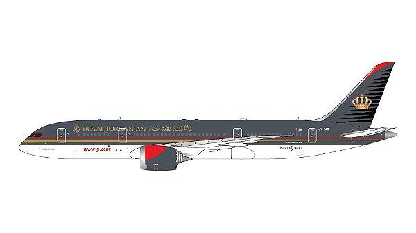 PRÉ-VENDA - Gemini Jets 1:400 Royal Jordanian Airlines Boeing B787-8