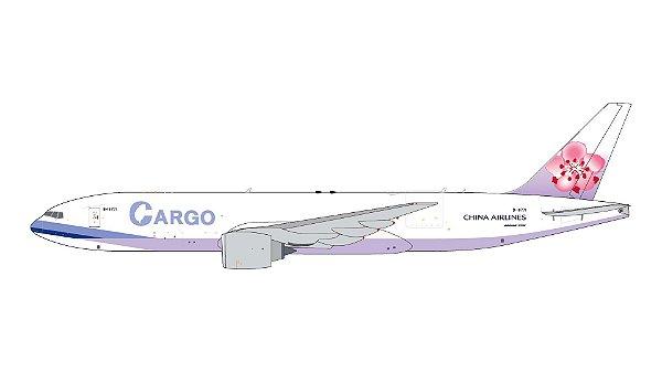 PRÉ-VENDA  - Gemini Jets 1:400 China Airlines Cargo Boeing 777F