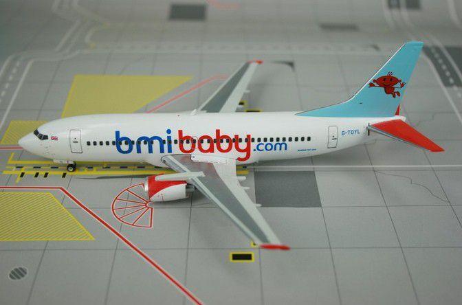 Phoenix 1:200 BMI Baby Boeing 737-300