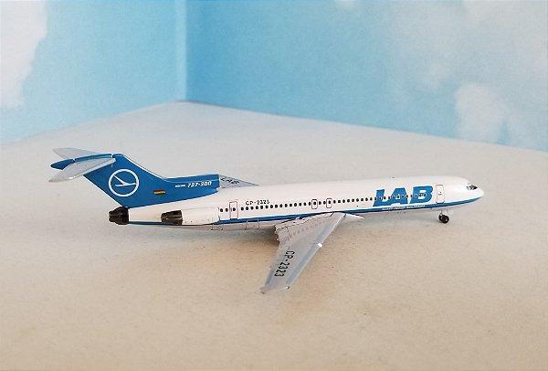 PRÉ-VENDA - Aeroclassics 1:400 LAB Boeing 727-200