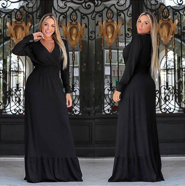 Vestido Longo Muso