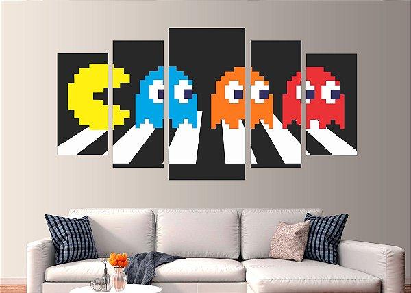 Composição Pac Man - 5 unidades