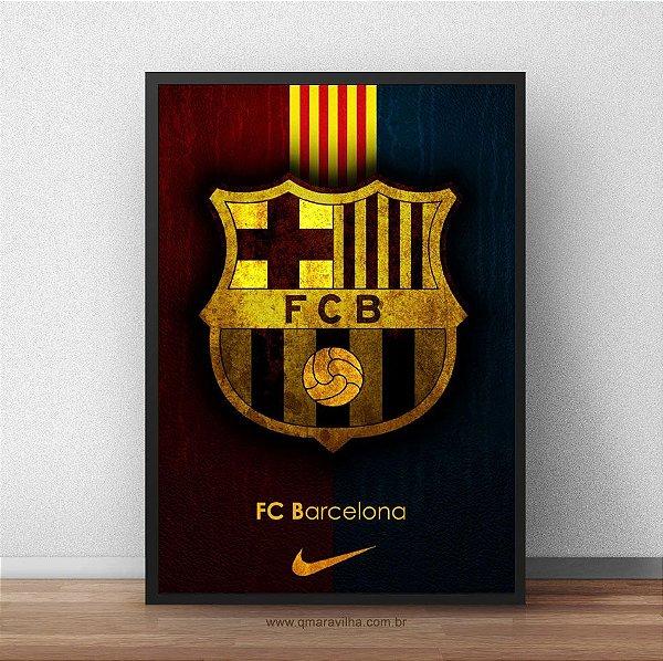 Placa Decorativa Barcelona