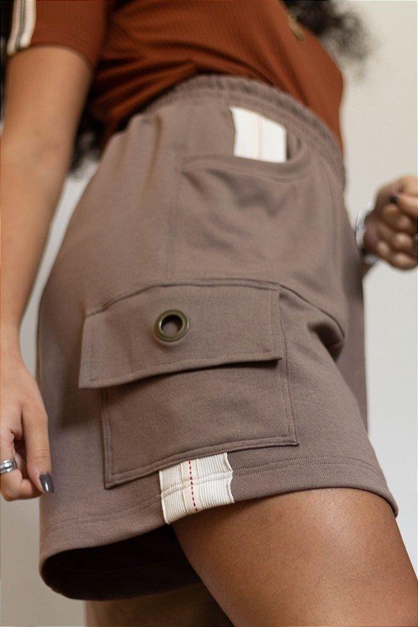 Shorts Capuccino