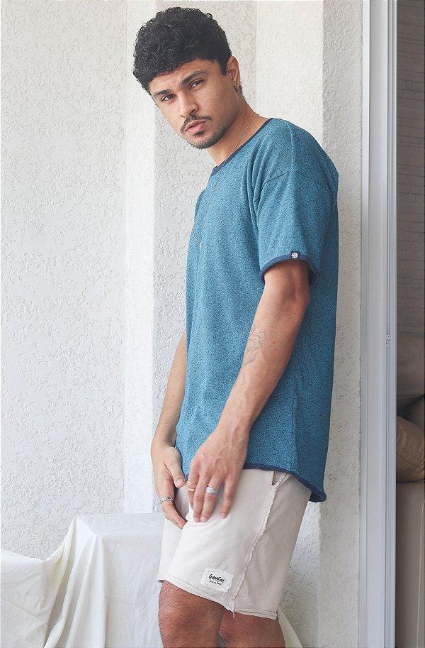 Camiseta Dupla-Face