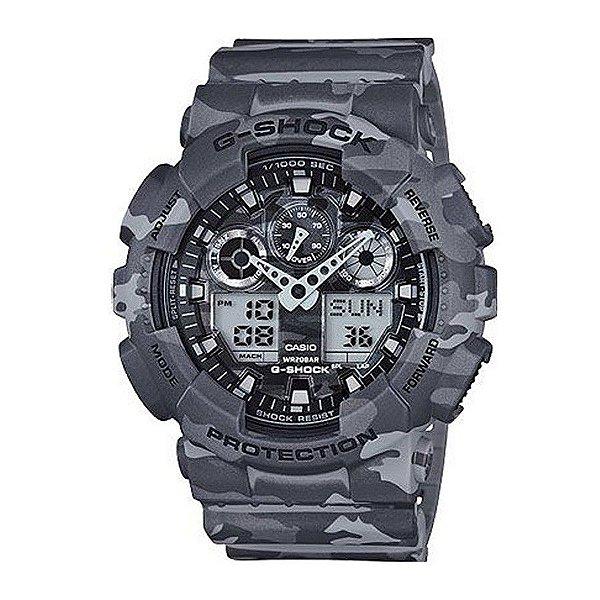 282ff8c85a1 Relógio Casio Masculino G-Shock Ga100Cm8Adr - Atlantis Relógios