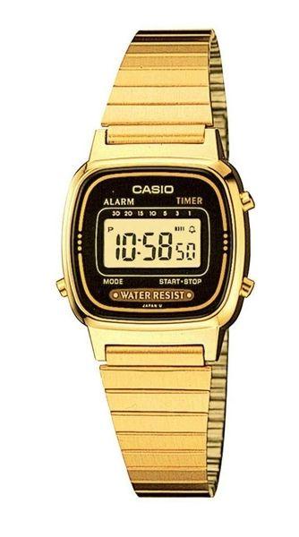 1c6871f5abf Relogio Feminino Casio Vintage La670W - Atlantis Relógios