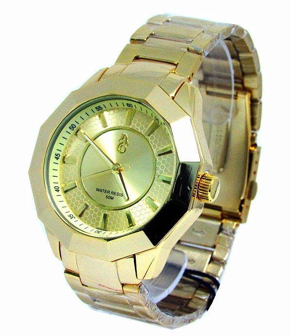 d0208c8b011 RELOGIO ATLANTIS FEMININO G3111 DOURADO - Atlantis Relógios