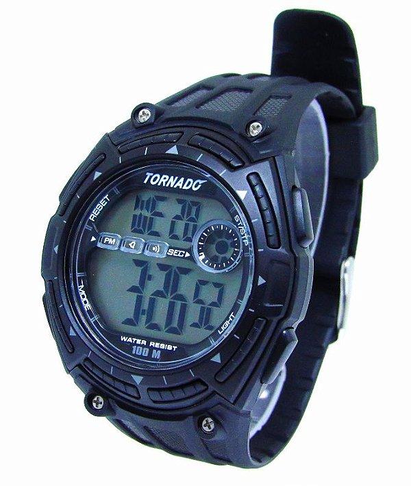 94530317ba RELOGIO MASCULINO ESPORTIVO DIGITAL TORNADO G7373 - Atlantis Relógios