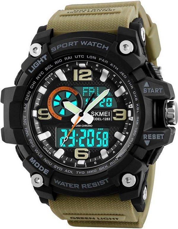 c77f6a7dde5 RELOGIO MASCULINO ESPORTIVO SKMEI 1283 - Atlantis Relógios