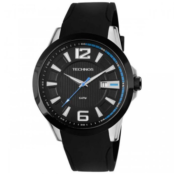 Relógio Masculino Technos Analógico Casual 2115knw 8p - Atlantis ... 5ebe945d43