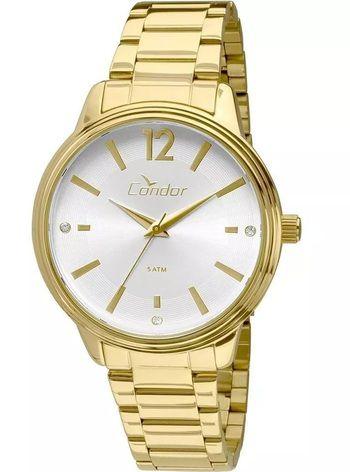 0667955594b RELOGIO CONDOR FEMININO DOURADO CO2035KMH 4K - Atlantis Relógios