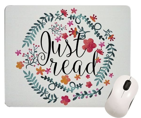 Mouse Pad Bookstagram - Just Read
