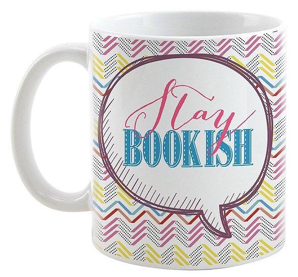 Caneca Bookstagram - Stay Bookish