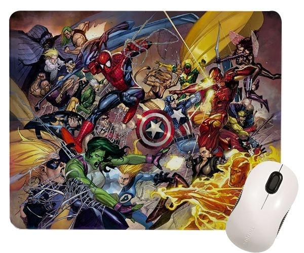 Mouse Pad - Luta de Heróis