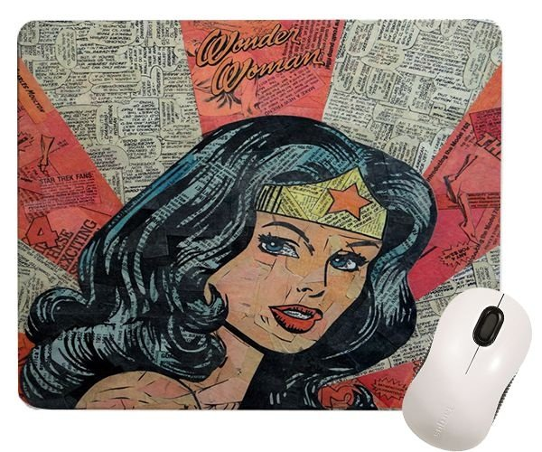 Mouse Pad - Mulher Maravilha