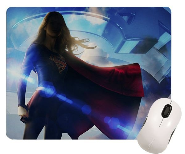 Mouse Pad - Supergirl