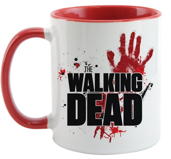 Caneca - The Walking Dead - Logo