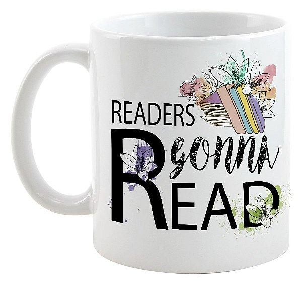 Caneca - Bookstagram - Readers gonna Read