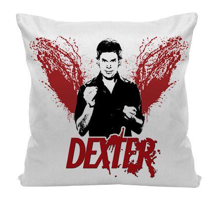 Almofada - Série Dexter - Asas