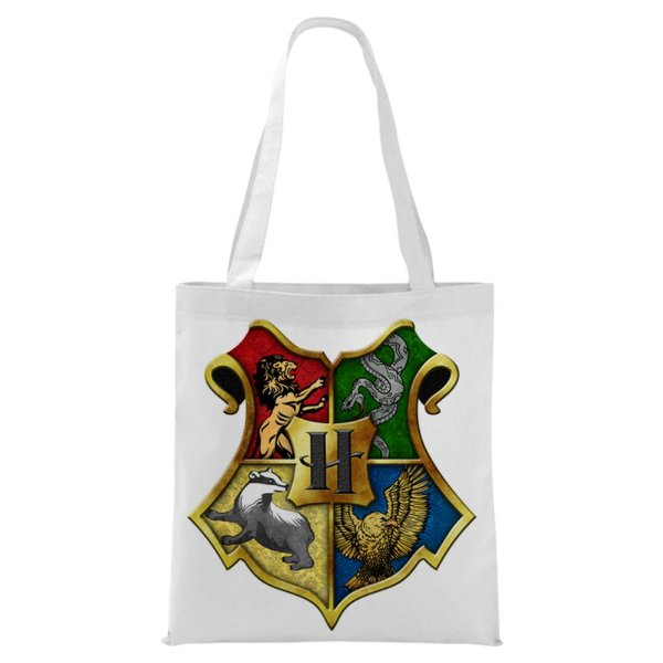 Ecobag - Harry Potter - Casas
