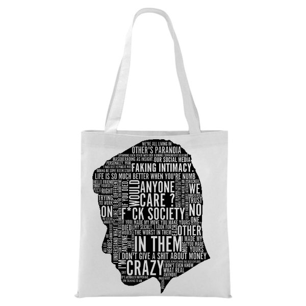 Ecobag - Mr. Robot - Quotes