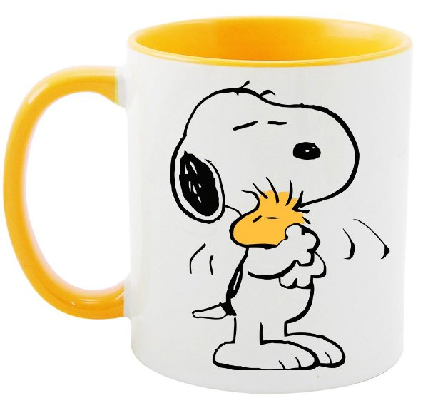 Caneca - Snoopy