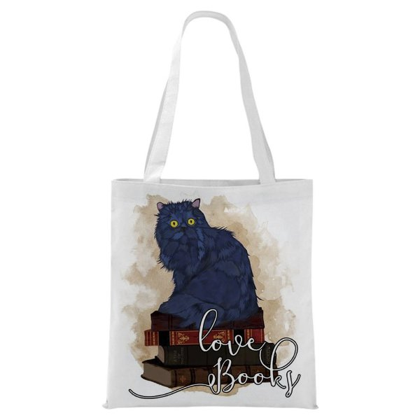 Ecobag - Love Books