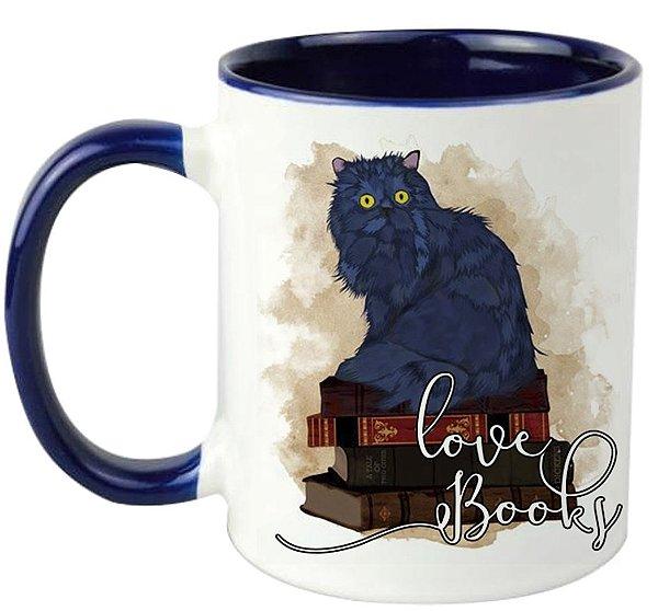 Caneca - Bookstagram - Love Books