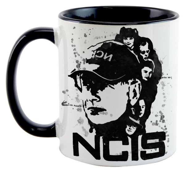 Caneca - Série NCIS