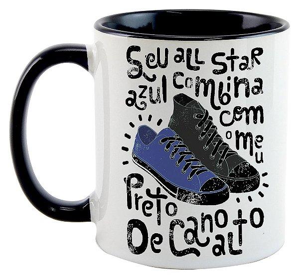 Caneca - All Star - Nando Reis