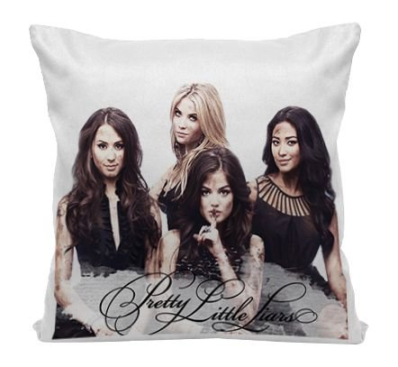 Almofada - Pretty Little Liars - Black