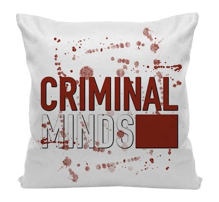 Almofada - Criminal Minds