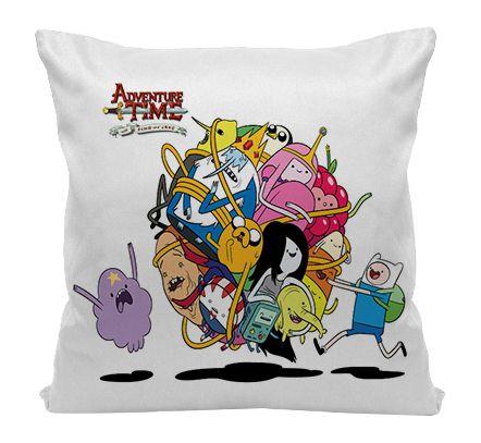 Almofada - Adventure Time