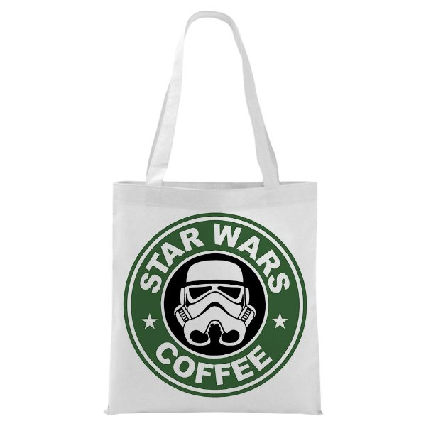 Ecobag - star Wars Coffee
