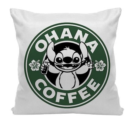 Almofada - Ohana Coffee