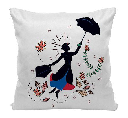 Almofada - Marry Poppins