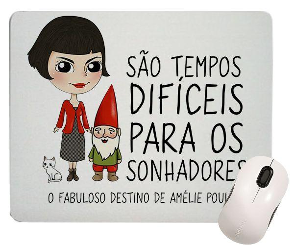 Mouse Pad - Amelie Poulain
