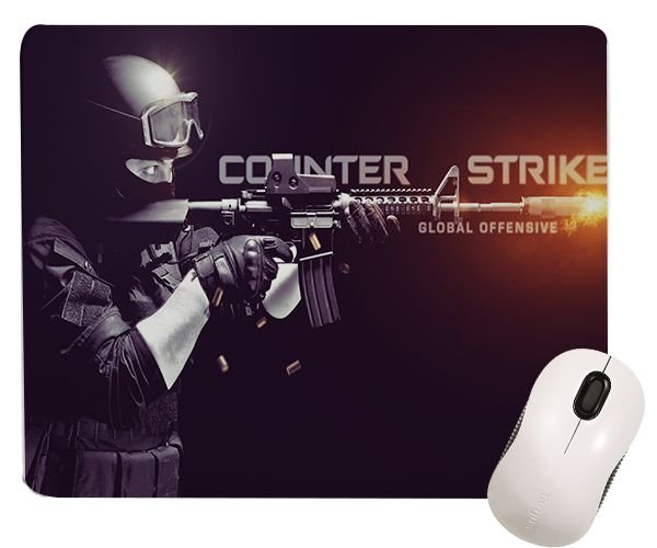 Mouse Pad - Counter Strike