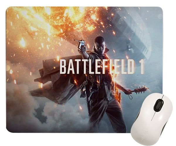 Mouse Pad - Batterfield 1