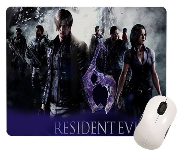 Mouse Pad - Residente Evil