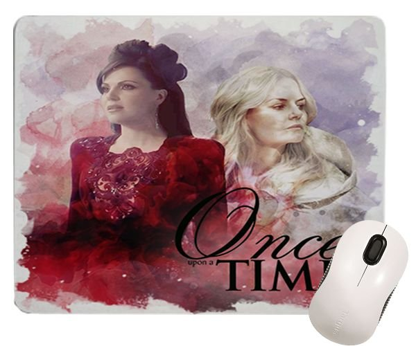 Mouse Pad - Once Upon a Time - Regina e Emma