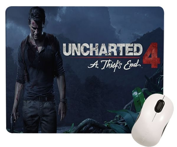 Mouse Pad - Uncharted 4